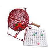 Bingo Cage Unit Complete
