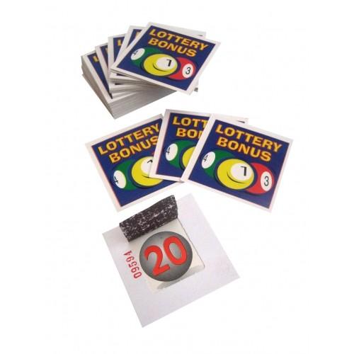 Lottery Break Open Sets (1-59)