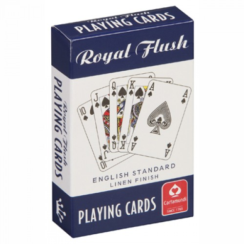 Playing Cards (Royal Flush)